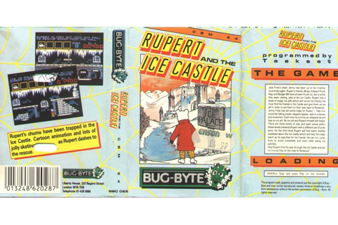 Rupert and the Ice Castle