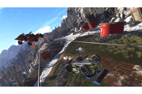 Onrush - il trailer d'annuncio del racing game di Codemaster