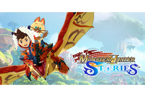 Monster Hunter Stories™ | Nintendo 3DS | Games | Nintendo
