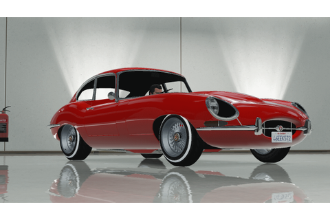 Jaguar E-Type Stock [Add-on/Replace] - GTA5-Mods.com