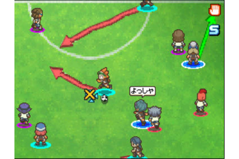 Inazuma Eleven 2 Firestorm Review | Nintendo DS