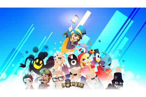A Hat In Time To Release On Consoles Next Week