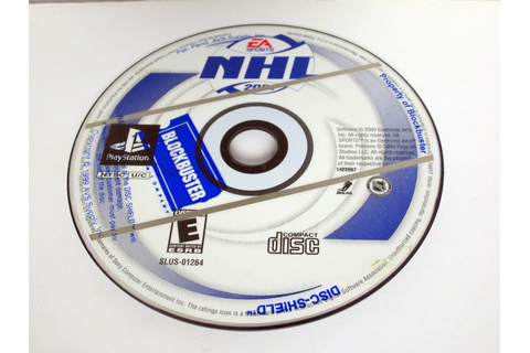 NHL 2001 game for Playstation (Loose) | The Game Guy