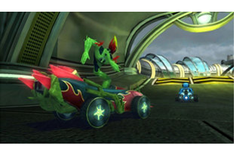 BEN 10™ GALACTIC RACING Game | PS3 - PlayStation