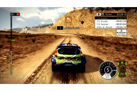 WRC 2 FIA World Rally Championship 2011 Video 1/2 - YouTube