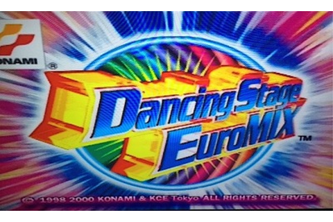 Dancing Stage: EuroMix - Given to Gaming