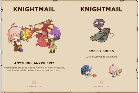 Review: Kurechii Delivers Their Latest Game Postknight ...