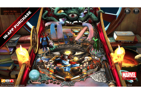 Download Marvel Pinball APK v1.7 Mod Unlocked latest for ...