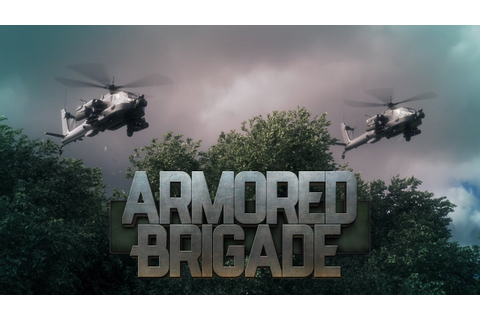 Armored Brigade PC Game (Official Trailer) - YouTube