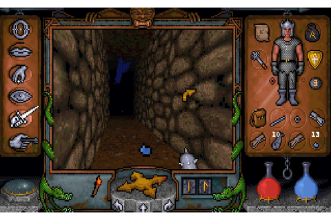 Ultima Underworld: The Stygian Abyss Details - LaunchBox ...