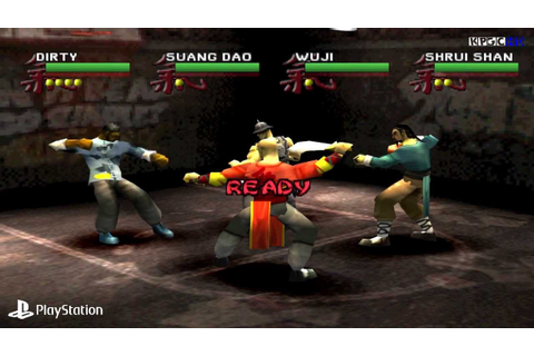 Wu-Tang: Shaolin Style | Video Games Area