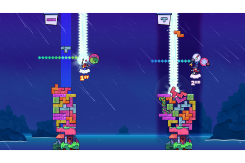 Tricky Towers (PS4 / PlayStation 4) News, Reviews, Trailer ...