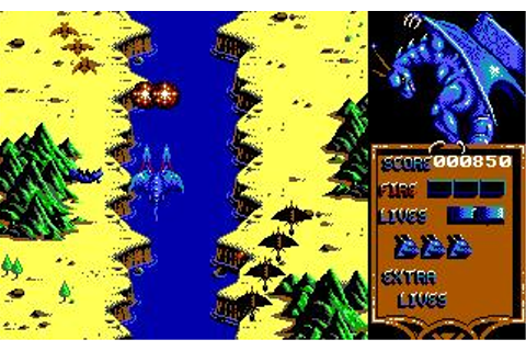 Dragon Spirit Download (1991 Arcade action Game)