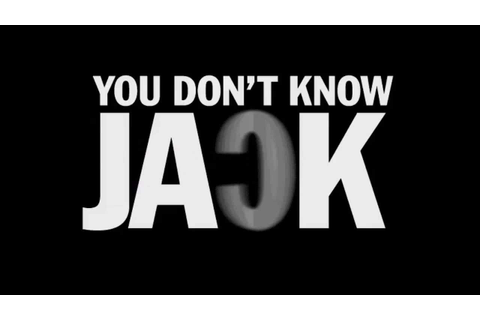 YOU DON'T KNOW JACK Vol. 2 Trailer - YouTube