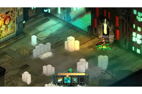 Transistor PC Gameplay | 1080p - YouTube
