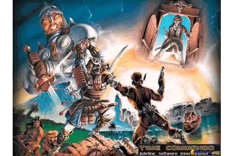 Time Commando download PC