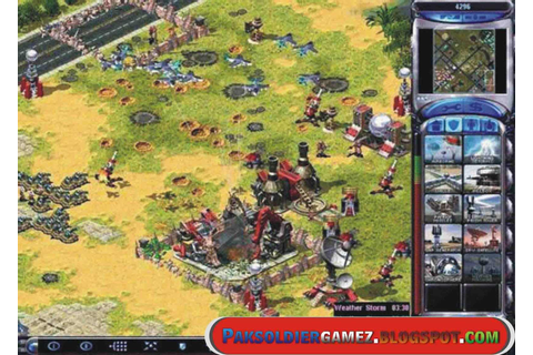 Command and Conquer : Alerte rouge 2 on Qwant Games
