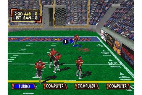 Kurt Warner's Arena Football Unleashed (2000) by Bally ...