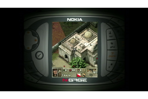 Pathway to Glory - Nokia N-Gage Gameplay - YouTube