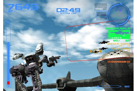 Armored Core 2: Another Age (2001) by From Software PS2 game