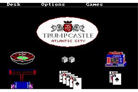 Trump Castle Download (1988 Strategy Game)
