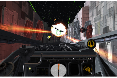 Feature: The Making Of Star Wars Rogue Squadron II: Rogue ...