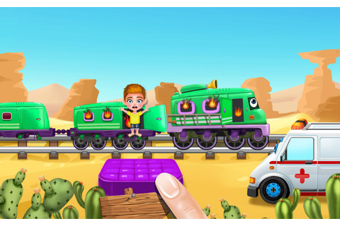 Train Rescue! Games for Kids - Android Apps on Google Play