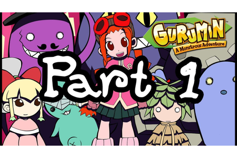 Gurumin: A Monstrous Adventure (PSP) Walkthrough Part 1 ...