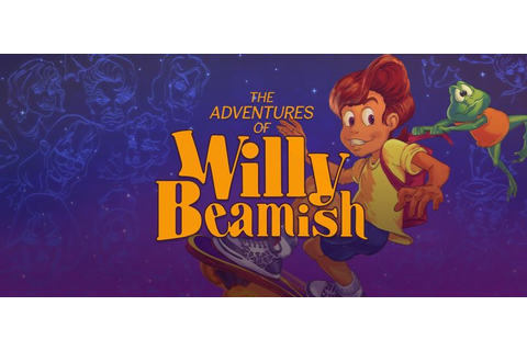 The Adventures of Willy Beamish (1992) Amiga box cover art ...
