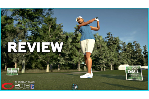 The Golf Club 2019 Review - The New PGA Tour Game | PS4 ...