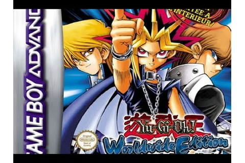 CGRundertow YU-GI-OH! WORLDWIDE EDITION: STAIRWAY TO THE ...