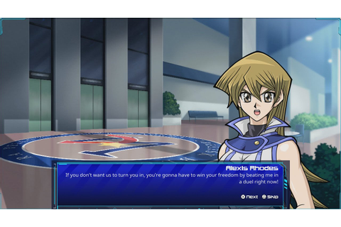 [PS4] Yu-Gi-Oh! Legacy of the Duelist [GX] - A Duel in ...