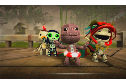Minifelts: Little Big Planet