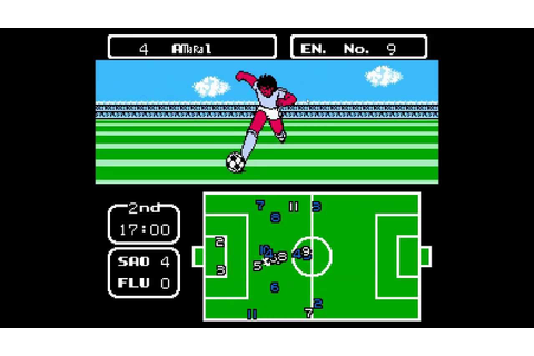 Dendy (Nes) - Captain Tsubasa Vol II Super Striker . Game ...