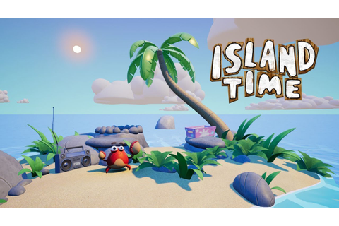 Survival Game 'Island Time VR' Strands You on a Deserted ...