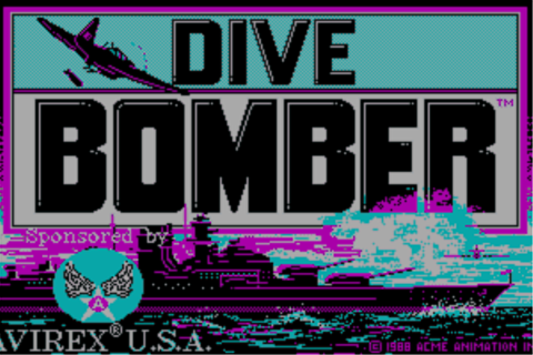 Download Dive Bomber - My Abandonware