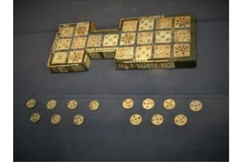 The History of Board Games - What Was the First/Oldest ...