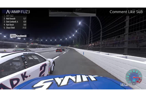 NASCAR HEAT GAME REVIEW!!!??? - YouTube