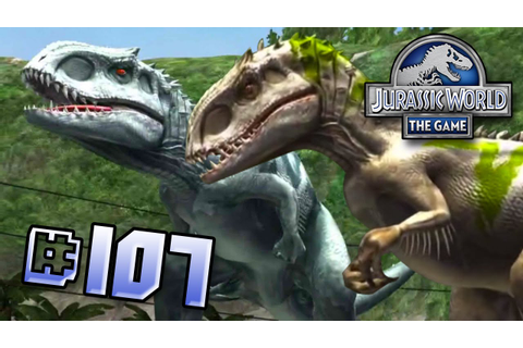 Indominus Rex Siblings Brawlasaurs!! || Jurassic World ...