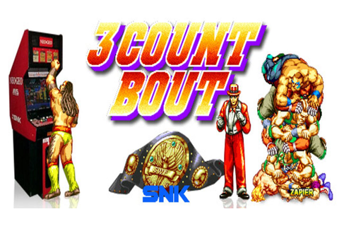 Fire Suplex | 3 Count Bout First Impressions | Wrestling ...