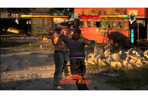 Fighters Uncaged - Kinect for Xbox 360 - Fight Styles ...
