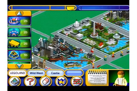 Legoland : PC Games - YouTube
