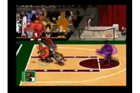 SpaceJam Gameplay Playstation - YouTube