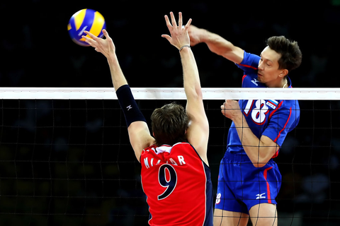Olympics Day 14 - Volleyball - Zimbio