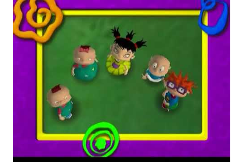 Rugrats Royal Ransom (PS2 UNFINISHED) - YouTube