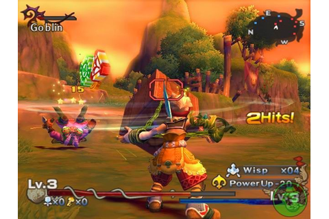 Dawn of Mana PS2 ISO – isoroms.com