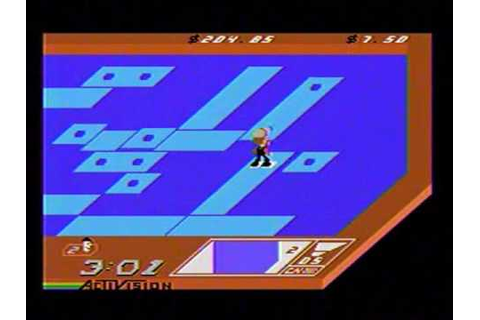 Rock N Bolt - Colecovision - YouTube