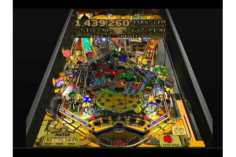 Pro Pinball Big Race USA (2000) Sony PlayStation 1 (PS1 ...
