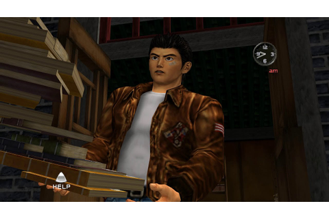 Shenmue II Music: Airing Out Books (Extended) - YouTube