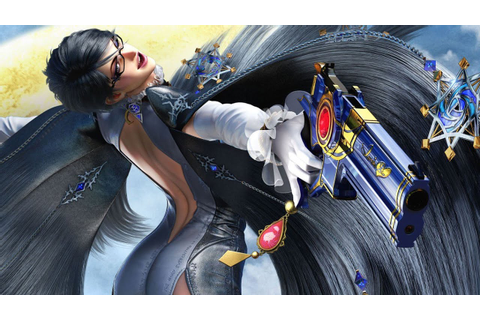Bayonetta 2 - Chapter 2 Gameplay - Comic Con 2014 - YouTube